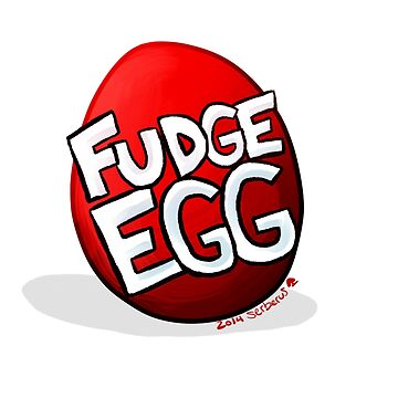 Fudge Egg  by Mobsterqueen