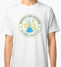 March for Science Los Angeles  Classic T-Shirt