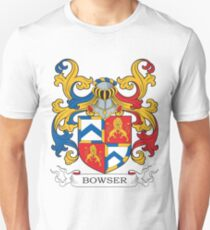 Bowser Coat of Arms T-Shirt