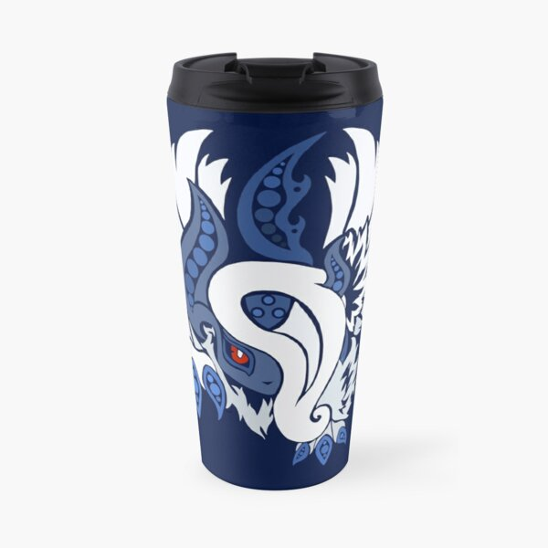Mega Absol - Yin and Yang Evolved! Travel Mug