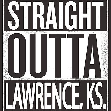 Supernatural - Straight Outta Lawrence KS by ccuk66
