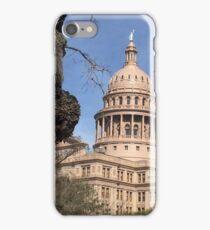 Texas Capital  iPhone Case/Skin