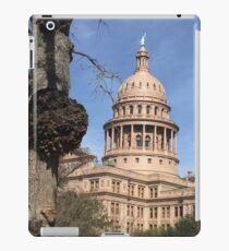 Texas Capital  iPad Case/Skin