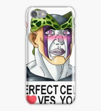 Perfect Cell Loves You iPhone Case/Skin
