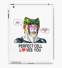 Perfect Cell Loves You iPad Case/Skin