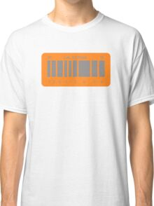 Back to the Future - 2015 License Plate Classic T-Shirt