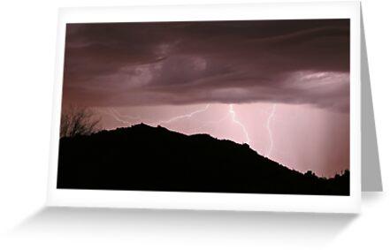 Desert Strikes by Daniel J. McCauley IV