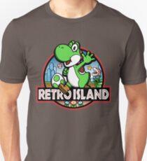Retro Island Unisex T-Shirt