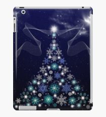 Christmas Tree and Space iPad Case/Skin