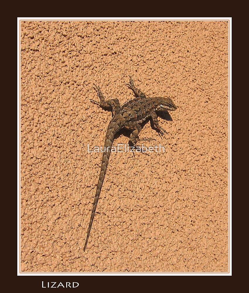 Lizard by LauraElizabeth