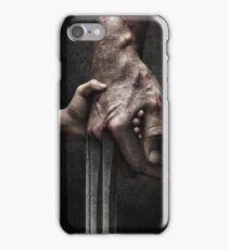 LOGAN iPhone Case/Skin