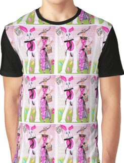I Love The Easter Bunny! Graphic T-Shirt