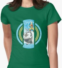 The Element of Freedom Womens Fitted T-Shirt
