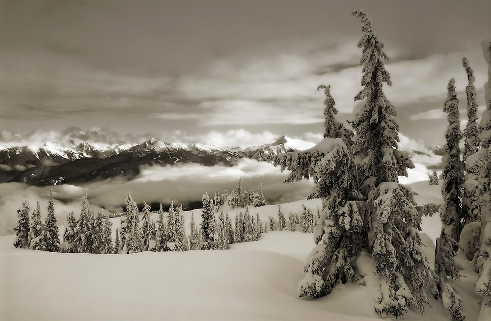 Rocky Mountain High by Robert Mullner