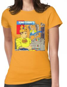 King Tubby's BOOM SOUND ... Hi-Power Womens Fitted T-Shirt