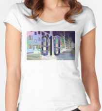 010 - #2 Women's Fitted Scoop T-Shirt