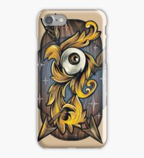 Filigree Eye  iPhone Case/Skin