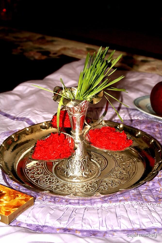 Dashain by sajal maskey