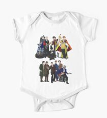 Doctor Who - The 13 Doctors II One Piece - Short Sleeve