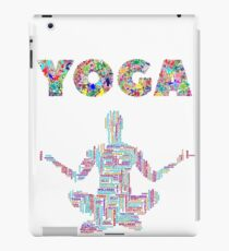 YOGA LOVER iPad Case/Skin