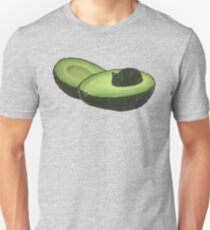Avocado Katze Slim Fit T-Shirt