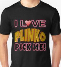 TV Game Show - TPIR (The Price Is...) Plinko Gold Unisex T-Shirt