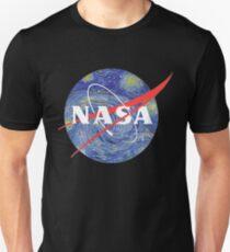 Starry Night NASA T-Shirt