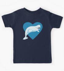 Love Belugas Kids Tee