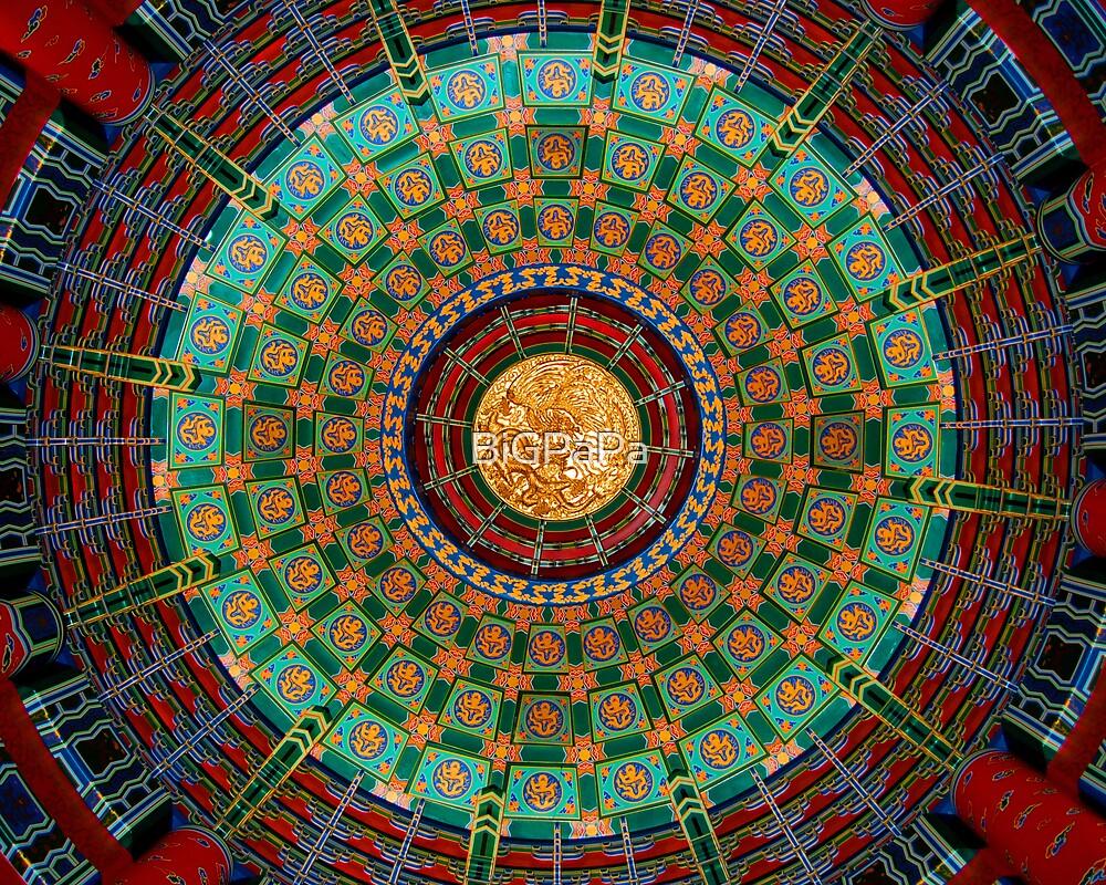 China ceiling by BiGPaPa