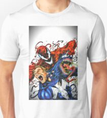 Carnage and Venom Unisex T-Shirt