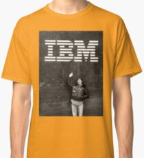 Steve Jobs IBM Classic T-Shirt