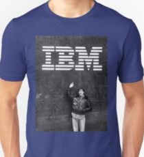 Steve Jobs IBM Unisex T-Shirt