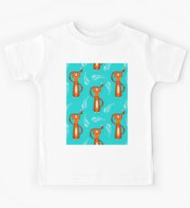 Tigers Pattern Design Kids Clothes