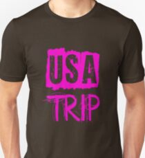 USA Trip Unisex T-Shirt