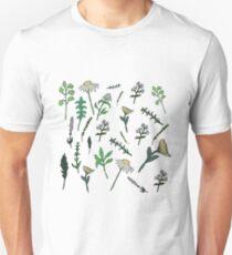 Dried Herbs  Unisex T-Shirt