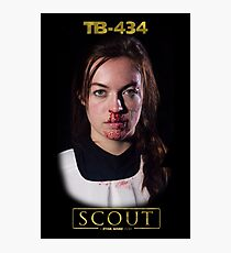 TB-434 - Scout Poster #2 Photographic Print