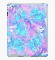 Iridescent Blue iPad Case/Skin
