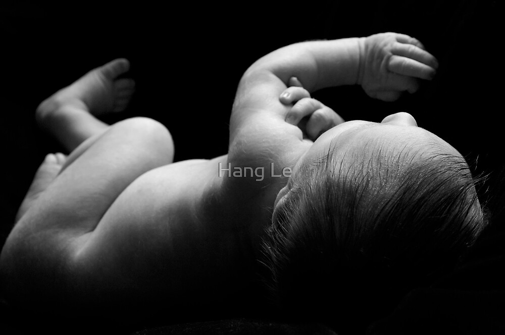 Newborn by Hang Le