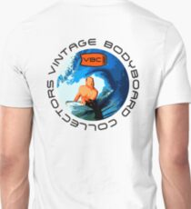 Vintage Bodyboard Collectors - Design 1 Unisex T-Shirt