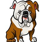 English Bulldog by binarygod