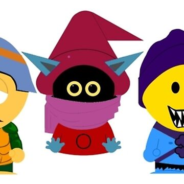 Masters of South Park by MarkEMarkAU