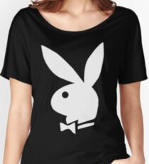 Playboy bunny Women's Relaxed Fit T-Shirt