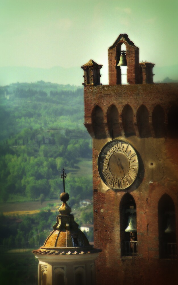 Tuscan Towers by Craig Mitchell