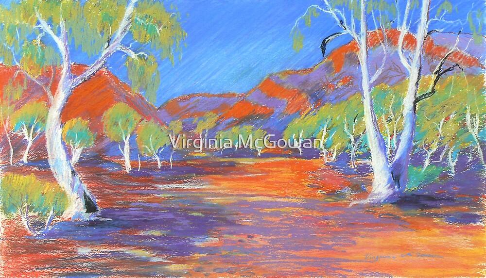 Kimberley Track #5 by Virginia McGowan
