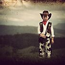I Wanna Be A Cowboy by tonilouise