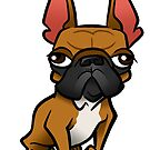 French Bulldog by binarygod
