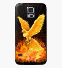 Auferstehen des Phönix Hülle & Klebefolie für Samsung Galaxy