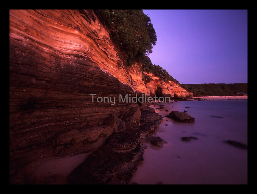 remote coast - Cape York by Tony Middleton