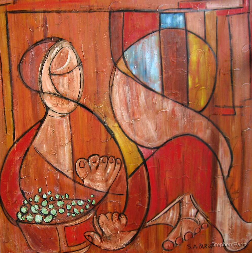 The Vineyard by Stephen Paris