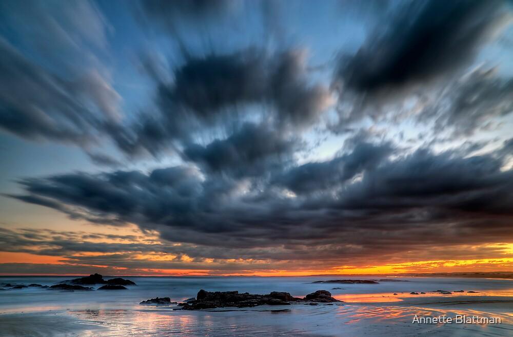 Cloudscape by Annette Blattman